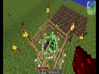 minecraft CREEPER-��������� � ��������
